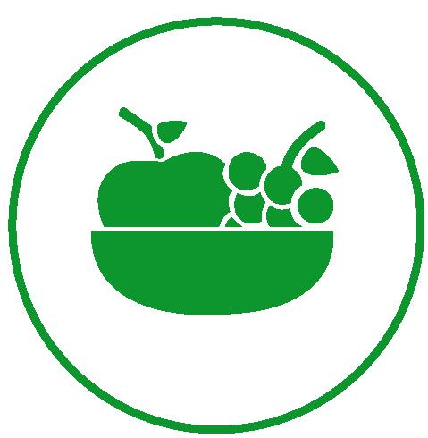 Diet Yang Sihat (seperti Mempunyai Diet Rendah Lemak Dan Diet Makanan Tinggi Dengan Serat, Termasuk Sekurang-kurangnya 5 Bahagian Buah-buahan Dan Sayur-sayuran Setiap Hari)